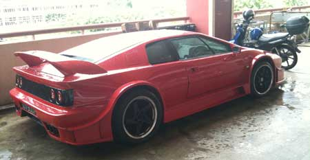 Wide Body Diablo Headlight Esprit Wow Exotic Look